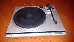 Technics-SLBD20-Automatic-Turntable-System-Vinyl-Record-Player-WITH-cables