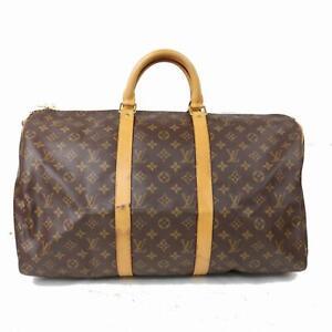 Authentic-Louis-Vuitton-Boston-Bag-Keepall-Bandouliere-50-M41416-1000290