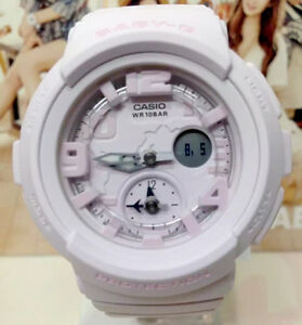 b61763163188 Casio Baby-G Beach Traveler Series Ladies Watch BGA-190BC-4B | eBay