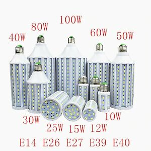 LAMPADA-LAMPADINA-LED-E27-E14-E40-220V-7W-12W-15W-25W-30W-40W-50W-60W-80W-100W