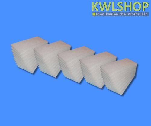 370 Plus 50 Stück Filter G3 für Stiebel Eltron LWZ Tecalor THZ 170 E Plus