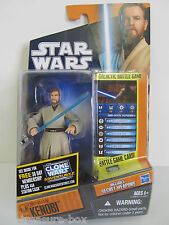 Star Wars Saga Legends Obi-Wan Kenobi SL12 Includes Secret Weapons - Ages 4+