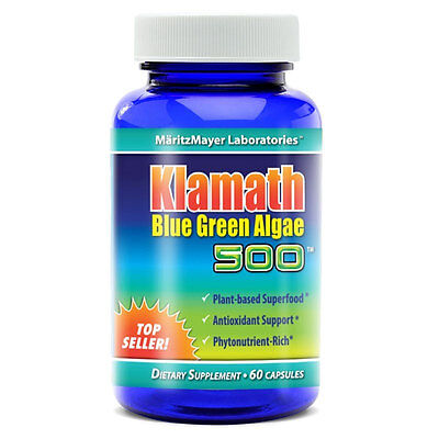 Blue Green Algae from Lake Klamath Antioxidant Powerful Immune System Enhancer