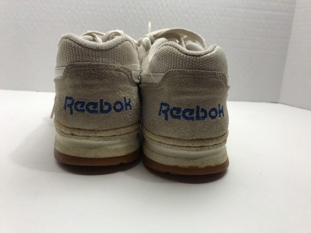 VINTAGE REEBOK CLASSIC WALKING scarpe donna 8.5 bianca scarpe scarpe scarpe da ginnastica d04688