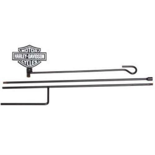 Details about  /H-D 3 piece garden flag holder