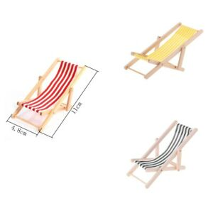 3pcs-Doll-Camping-Beach-Folding-Striped-Chair-for-1-12-Dollhouse-Furniture