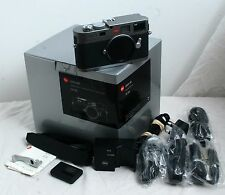 Boxed Leica M M9 18.0MP Digital Camera - (Body Only) - 3341 shutter count