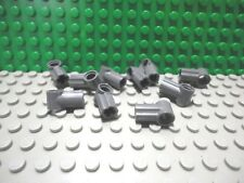 Axle and Pin Connector Triple 1 x Lego 10288 Technic Dark Brown