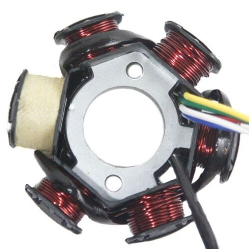 Moped Scooter 6 Pin DC CDI For GY6 50cc 125cc 150cc ATV Quad Go Kart Motorcycle
