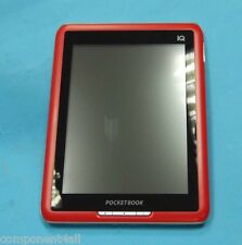 """NEW PocketBook IQ 701 Micro SD 800MHZ WIFI eBook Reader 7"""" Android - RED"""