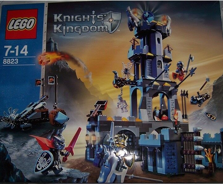 LEGO Knights Kingdom 8823 NEU+ OVP  TOP Zustand