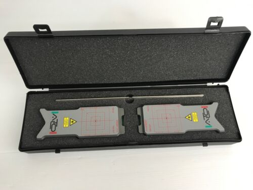 Rotax X30 TKM Cadet Nextkarting Alto Kart Magnetic Laser Alignment System