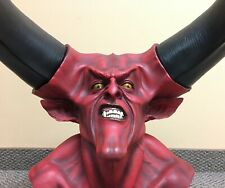 2005 Lord of Darkness Life Size Bust 1:1 Sideshow Legend Statue Tim Curry Devil