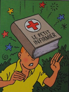 Herge-by-Tintin-the-Cigars-the-Pharaoh-3-Lithographs-Ex-Libris-2011