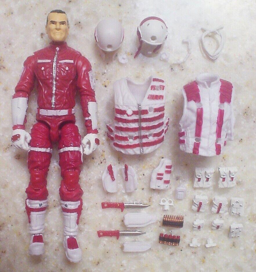 RESCUE-OPS MALE Medic Marauder Task Force 4  figure accessories GI Joe Cobra