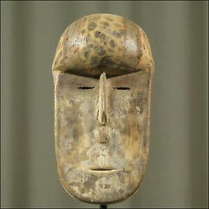 59815) Afrikanische Fang Holz Maske Gabun Afrika KUNST