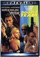 Maximum Risk / Double Team (dvd 2 Disc) Jean-claude Van Damme