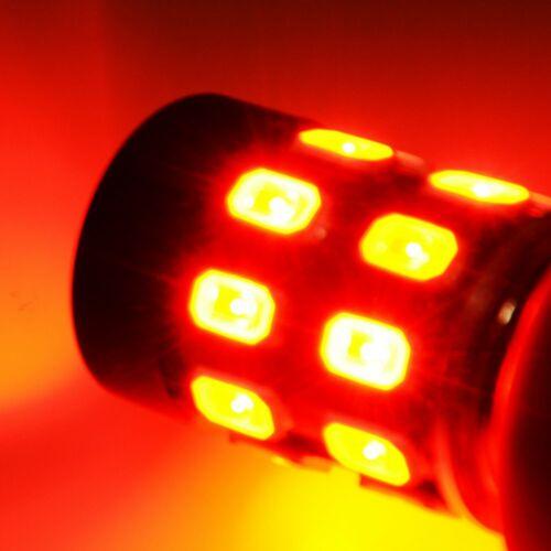 4x JDM ASTAR 3157 LED Brake//Tail//Rear Turn Signal Blinker Light Bulb Lamp 3K Red