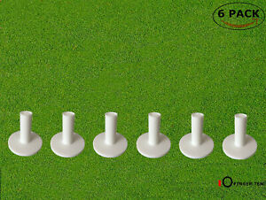Golf-Rubber-Tee-Practice-Top-Tees-6-Pack-Set-Driving-Range-1-5-039-039-Durable-Gift