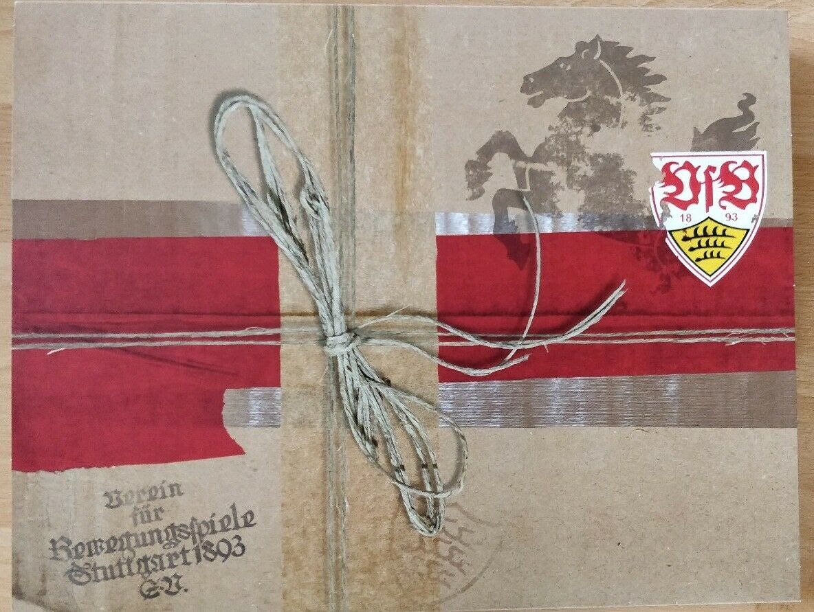 VfB Stuttgart Ur-Trikot 125 Jahre Jubiläum Gr. L - limitiert