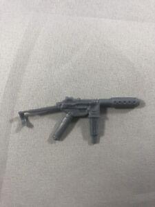 Vintage GI Joe Firefly Sub Machine Gun Weapon Accessory Pack 1984 Cobra ARAH red