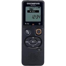Olympus VN541PC REGISTRATORE VOCALE DIGITALE 4GB Micro-USB Cavo con la riproduzione-Nero