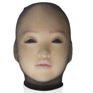 Black head stocking -  AP-50-BLA, FREE  UK DELIVERY