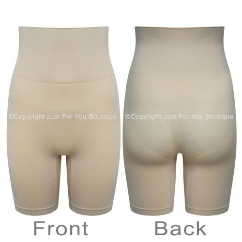 Shapewear Control Dress Thong Knickers Shorts Body Shaper Slip Waist Cincher