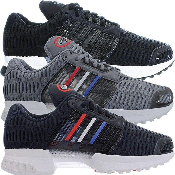 ADIDAS CLIMACOOL 1 Noir Bleu Gris Homme/Femmes/Enfants Chaussures Sneaker NEUF-