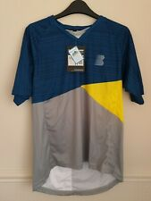 Blue//Yellow RAYAS Mens Cycling Jersey