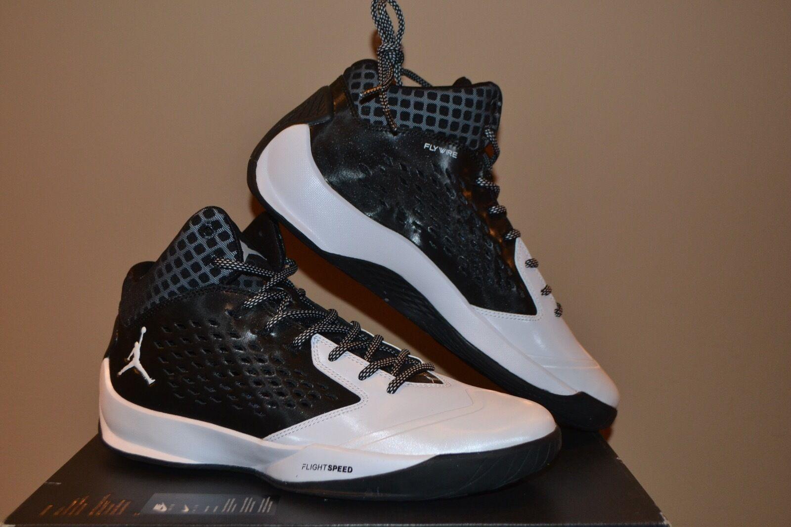 Jordan Rising High Black White byob DEADSTOCK NEW Price reduction Brand discount