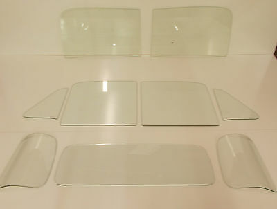 1951 1952 1953 1954 Chevrolet GMC Pickup Truck Vents Doors Back Glass NEW Chevy