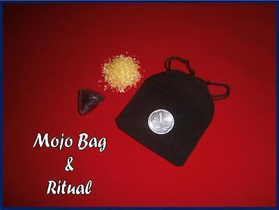Rational Mojo Bag Zauberbeutel Geld Und Reichtum Inkl. Mojo Ritual Hochwirksam! Lange Lebensdauer