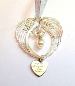Guardian-Angel-Wing-Bright-Silver-Memorial-Gift-A-Piece-of-my-Heart-is-in-Heaven