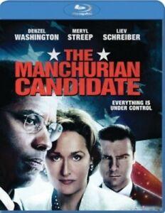 The Manchurian Candidate [Blu-ray],New DVD, Schreiber, Liev, Washington, Denzel,