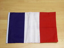 Fahne Flagge Frankreich Stockfahne mit Hohlsaumm - 30 x 45 cm
