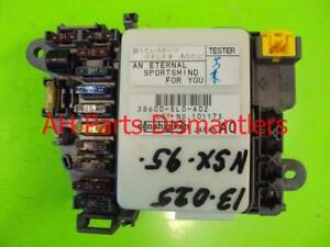 95 02 acura nsx dash fuse relay box multiplex control unit oem 38200image is loading 95 02 acura nsx dash fuse relay box