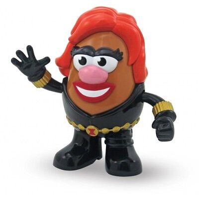 Black Widow Marvel Mr Potato Head Poptaters Collectors Edition New