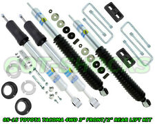 """3"""" FRONT/2"""" REAR LIFT KIT WITH BILSTEIN B8 5100 SERIES SHOCKS 05-15 TACOMA 4WD"""