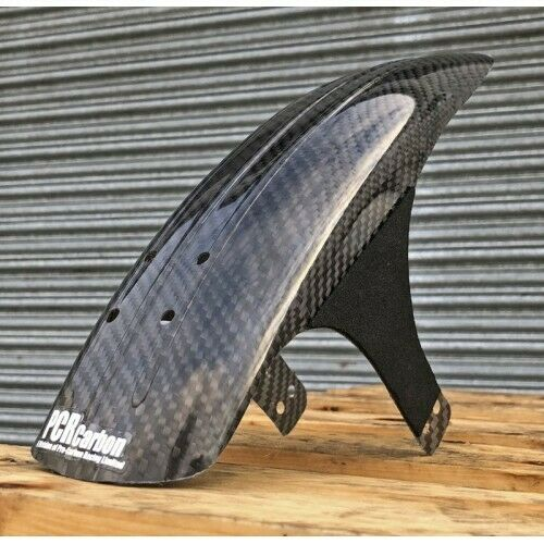 PCR Carbon Fibre MTB Front Mudguard Mountain Bike Enduro Fender Made in the UK