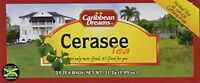 Caribbean Dreams Cerasee Tea, 24 Tea Bags (pack Of 3), New, Free Shipping on sale