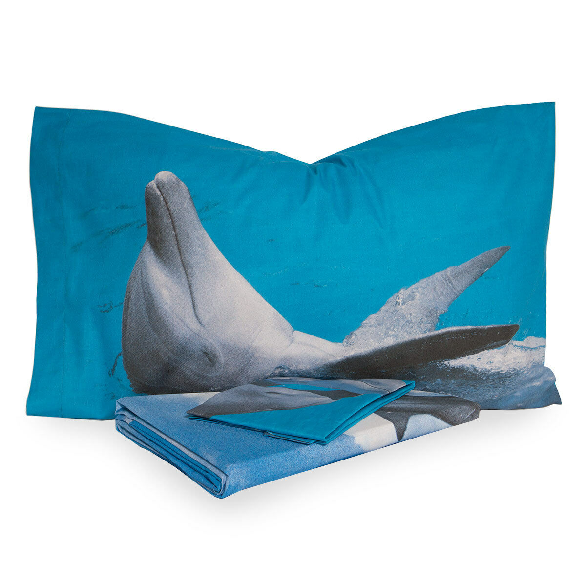 Parure copripiumino Water di Dancing Dolphin di Water Bassetti - dimensioni varie R680 6972ef