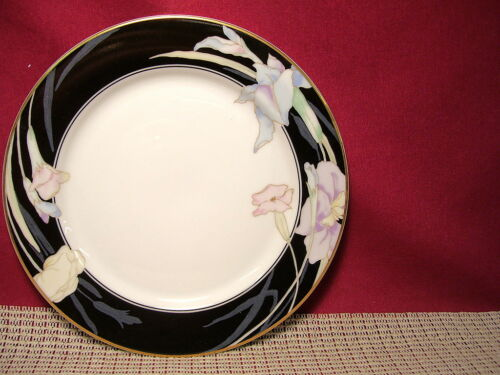 Mikasa China Charisma Black L9050 Salad Plate