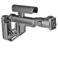 Fab Defense Folding Polymer Buttstock W/ Cheek Piece For Vz 58 - Uas Vz P