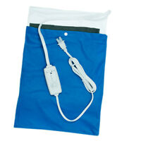 Heating Pad-economy-electric-moist Or Dry-small-12 X 15 - 11-1132