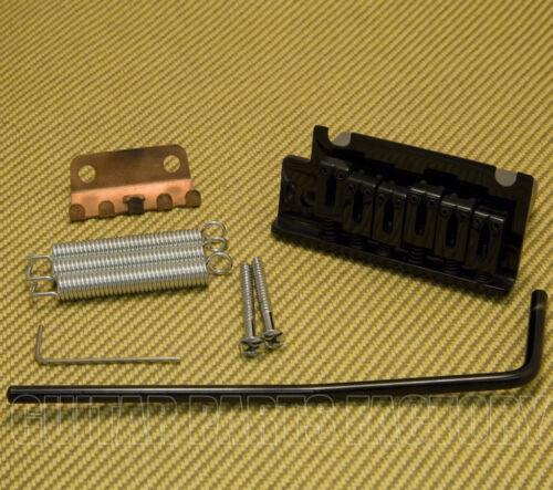 060-3991-000 Jackson Black Lefty Fulcrum Tremolo Bridge for Dinky JS22
