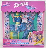 Barbie Fashion Mall Barbie Jazzy Jeans Shop