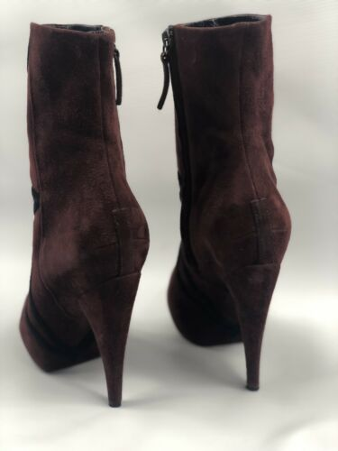 Authentic High 4 37 Milo Boots Uk Platform Ankle Jasmine Di Size Eu Heeled rIwqrPC