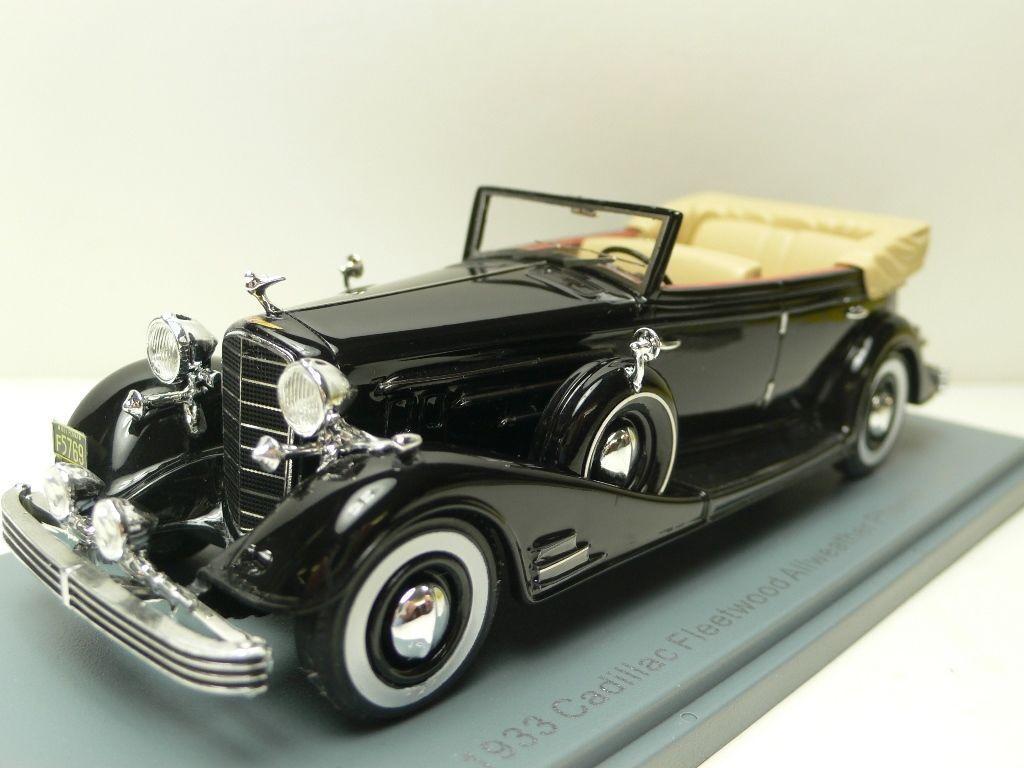 Cadillac fleetwood allweather phaeton 1933 - 1   43 neo - neuf