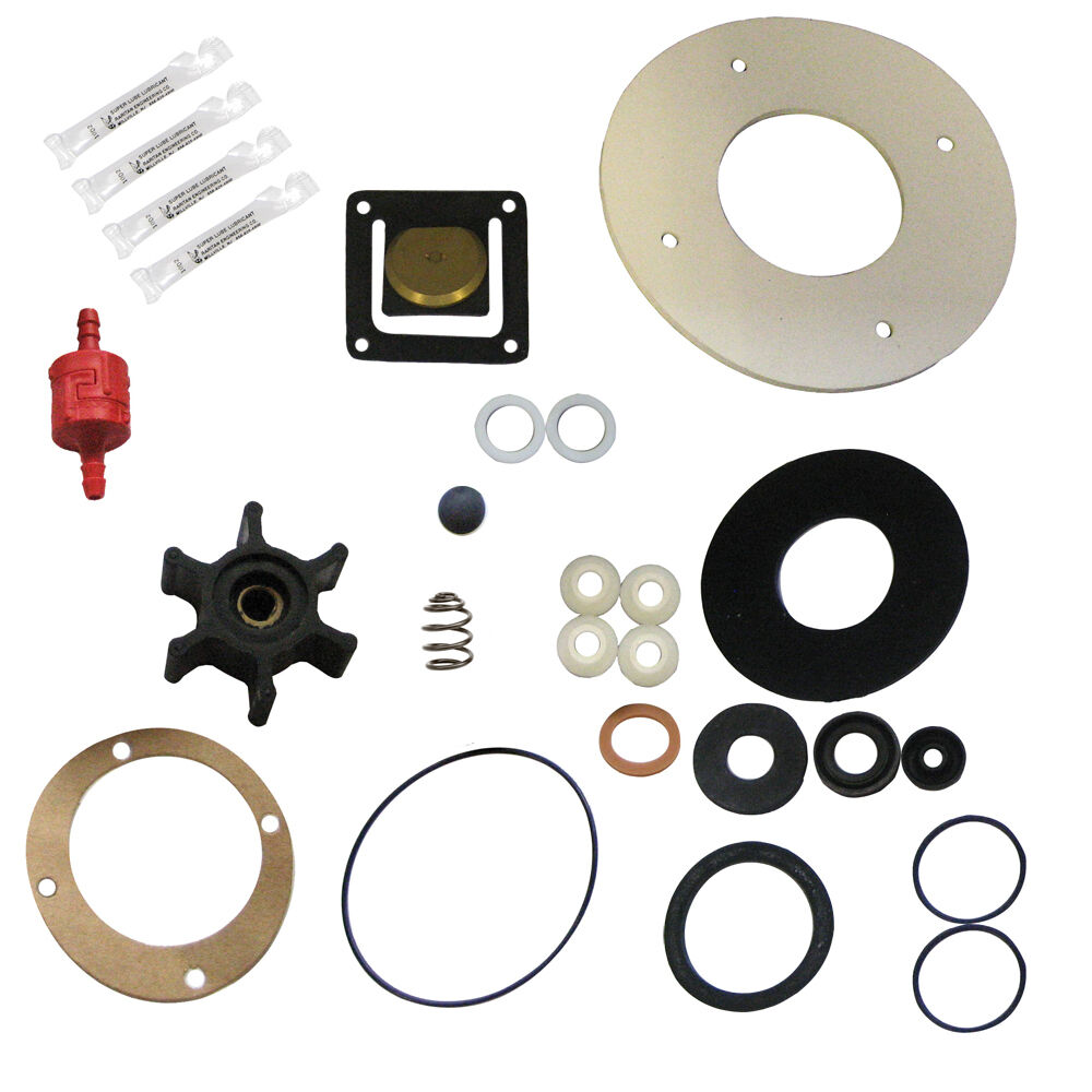 RARITAN CHRK REPAIR KIT FOR  CROWN HEAD STD Model CHRK model CHRK